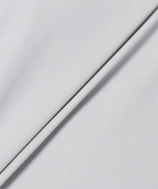 ICB 【洗える】Compact Taffeta カットソー ライトグレー系