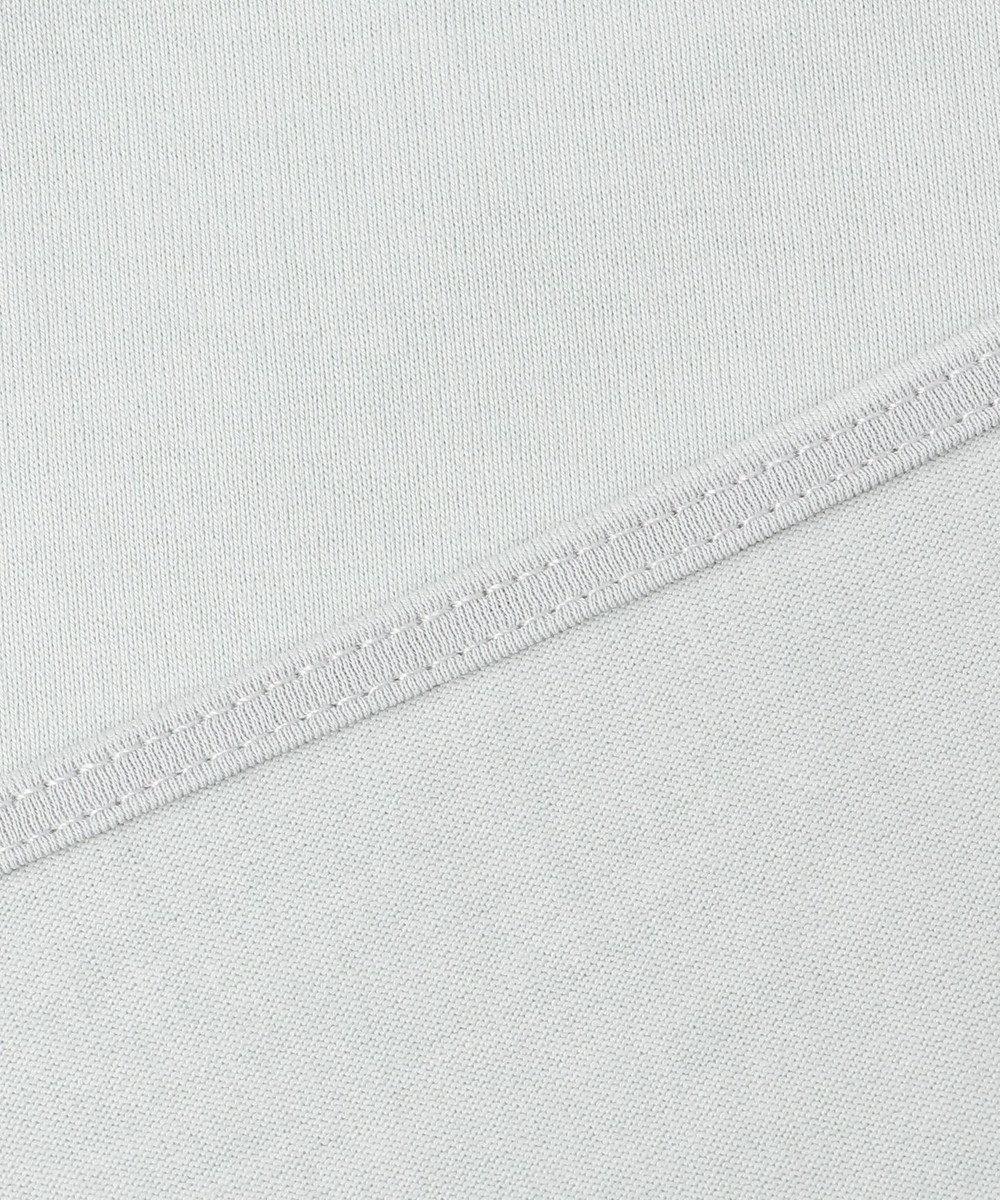 ICB L 【マガジン掲載】Plain カットソー(番号CA22) スカイブルー系