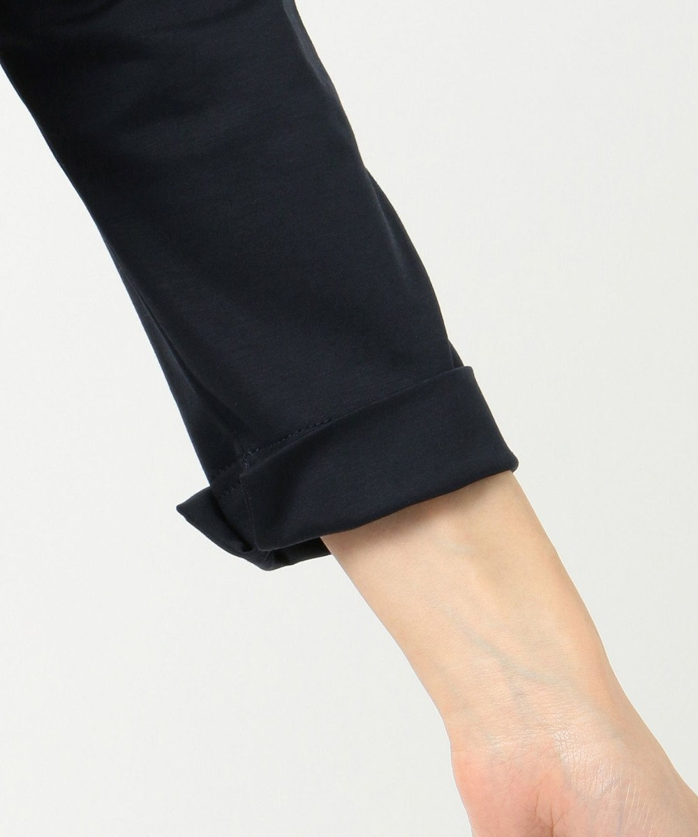 DAKS GOLF 【WOMEN】ハイパワージャージ シャツ ネイビー系