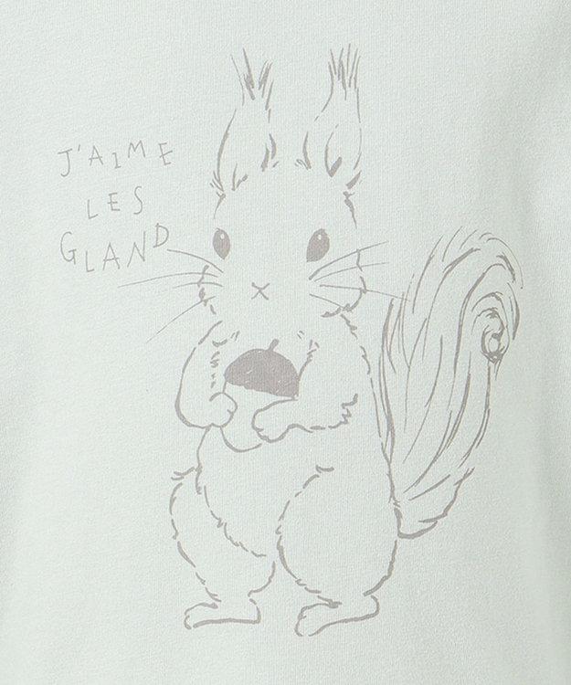 any FAM KIDS 【90-130cm】オーガビッツ 長袖Tシャツ