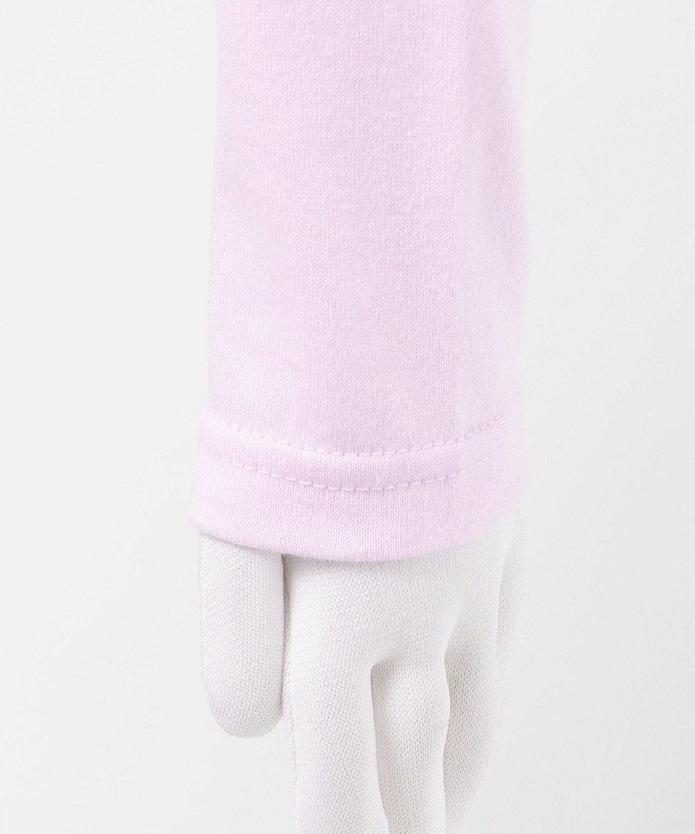 any FAM KIDS 【姉妹でお揃い/90~130cm】ドッキングプリント 長袖カットソー アイボリー系5