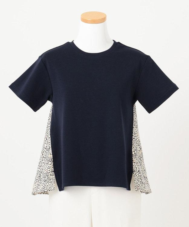 any FAM KIDS 【親子でお揃い/140-150cm】LIBERTY プリントフレアTシャツ