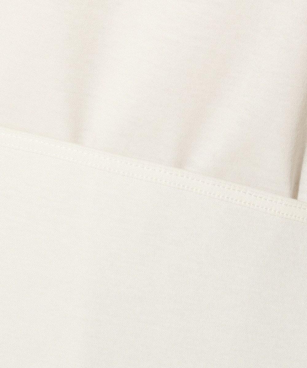 any FAM L シルケットスムースロゴ ロングTシャツ ホワイト系