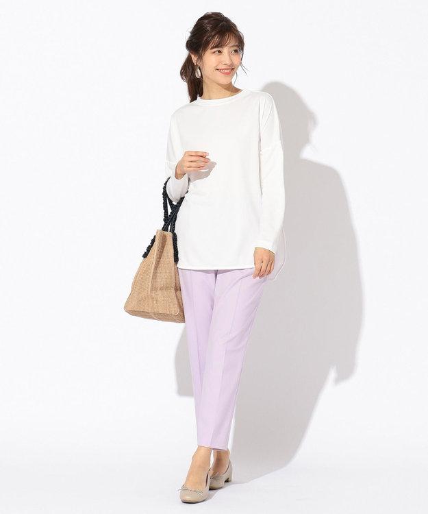 any FAM 【定番人気】プレミアムベーシック ロングTシャツ