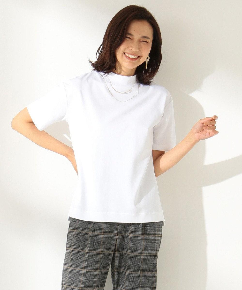 any FAM L 【毛玉になりにくい】プレミアムベーシック Tシャツ ホワイト系