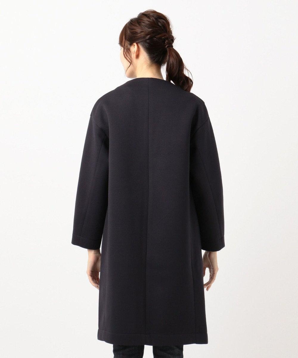 any FAM 【洗える】ダンボールリバー ライトコート ネイビー系
