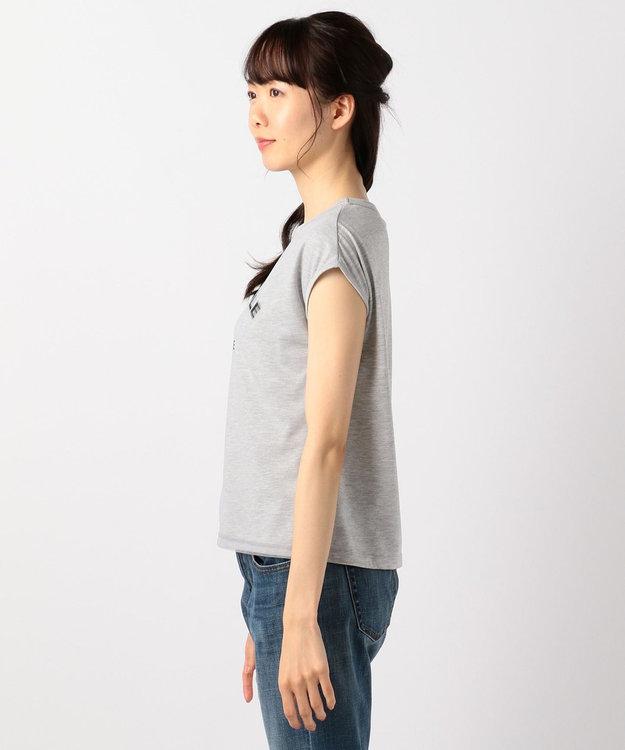 any FAM チュールロゴ Tシャツ