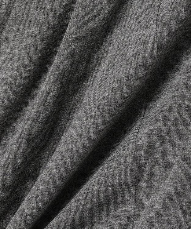any FAM 【2SET】シャドーチェックTブラウス×カーディガン ツインセット