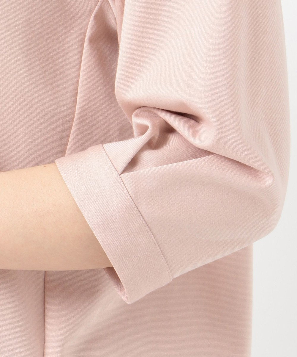 J.PRESS LADIES L 【WEB限定】コンパクトポンチ カットソー [WEB限定]ピンク系