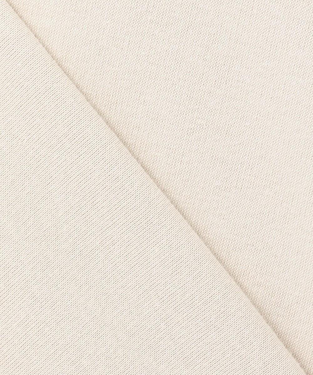 J.PRESS LADIES L 【WEB限定】洗えるウルトラブラッシュ スウェットプルオーバー ベージュ系