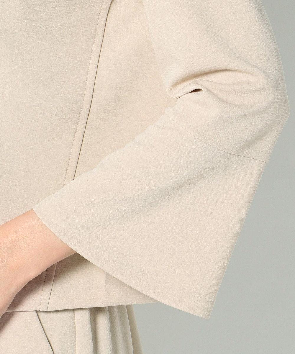 J.PRESS LADIES L 【洗える!】ZEROG 袖フレアカットソー ベージュ系