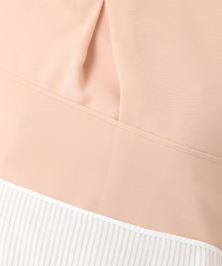 J.PRESS LADIES 【追加生産分再入荷!】WEB限定色あり レイヤードジャージー カットソー [WEB限定]ピンク系