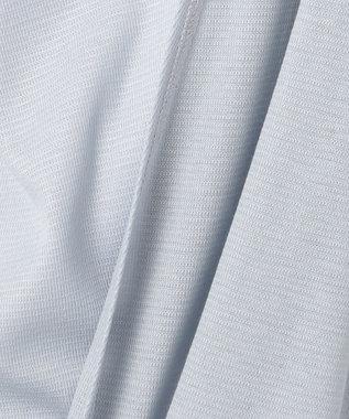 J.PRESS LADIES S 【毛玉ができにくい】オメガフライスショート丈 カーディガン サックスブルー系