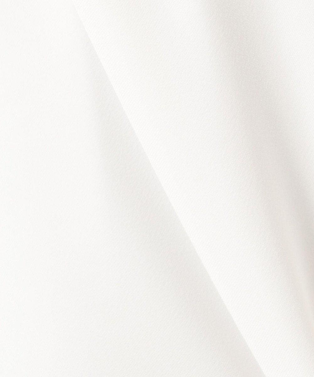 J.PRESS LADIES 【洗える】ストレッチシフォン カットソー ホワイト系
