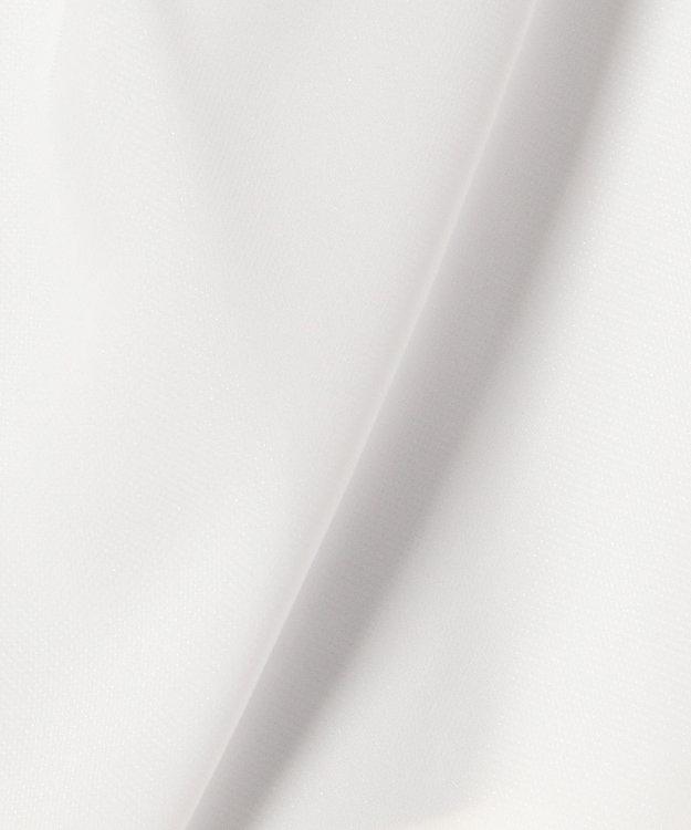 J.PRESS LADIES S 【洗える!】バックサテンドビージャージー ボータイ付カットソー