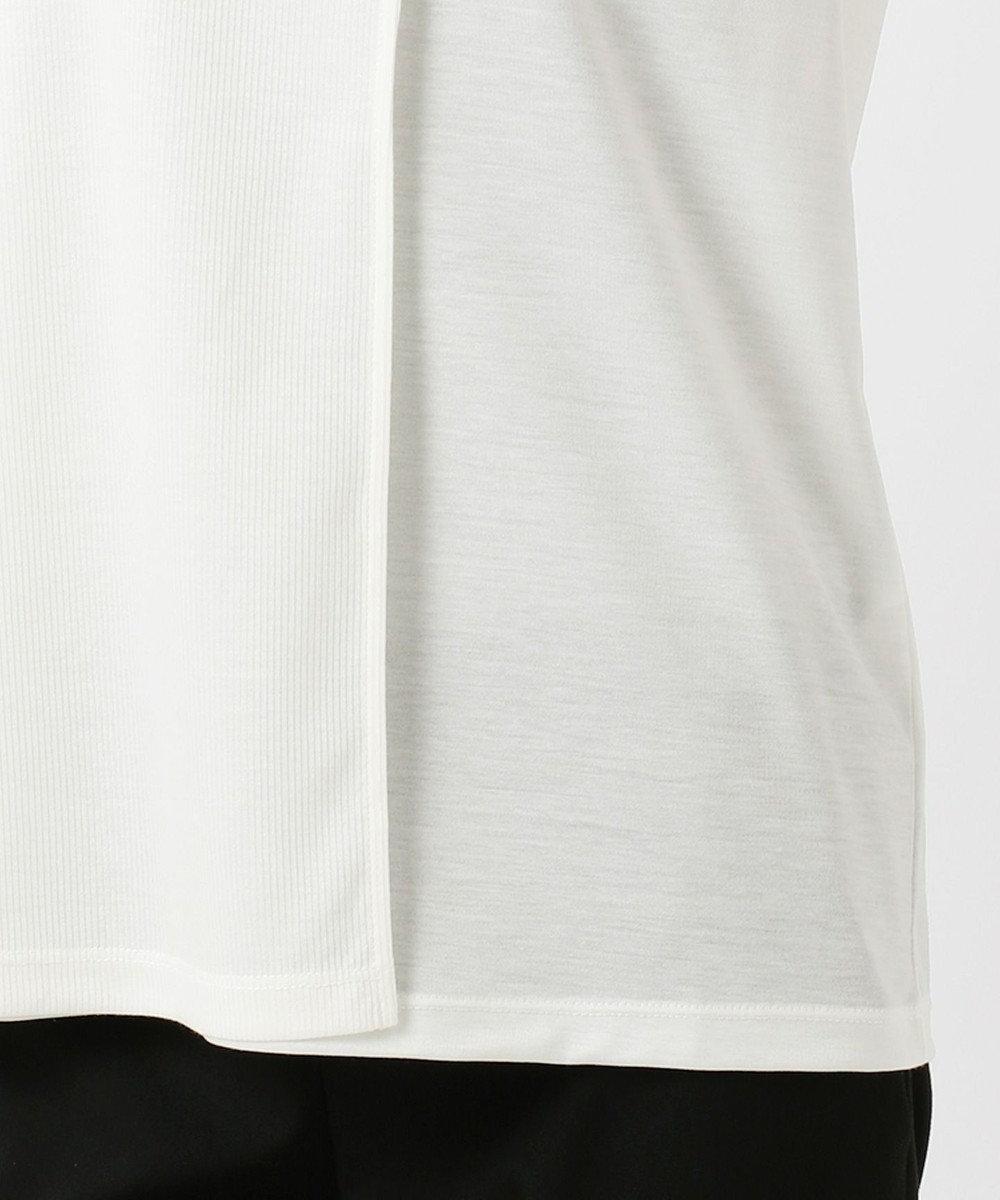 JOSEPH 【JOSEPH STUDIO・洗える】 テンセルジャージー ノースリーブ カットソー ホワイト系