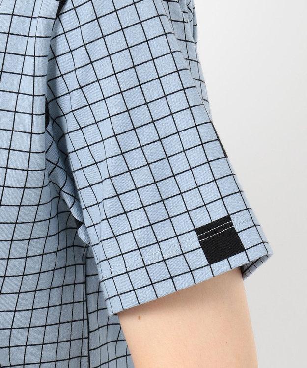 JOSEPH 【JOSEPH STUDIO・洗える】ピクセルプリント Tシャツ