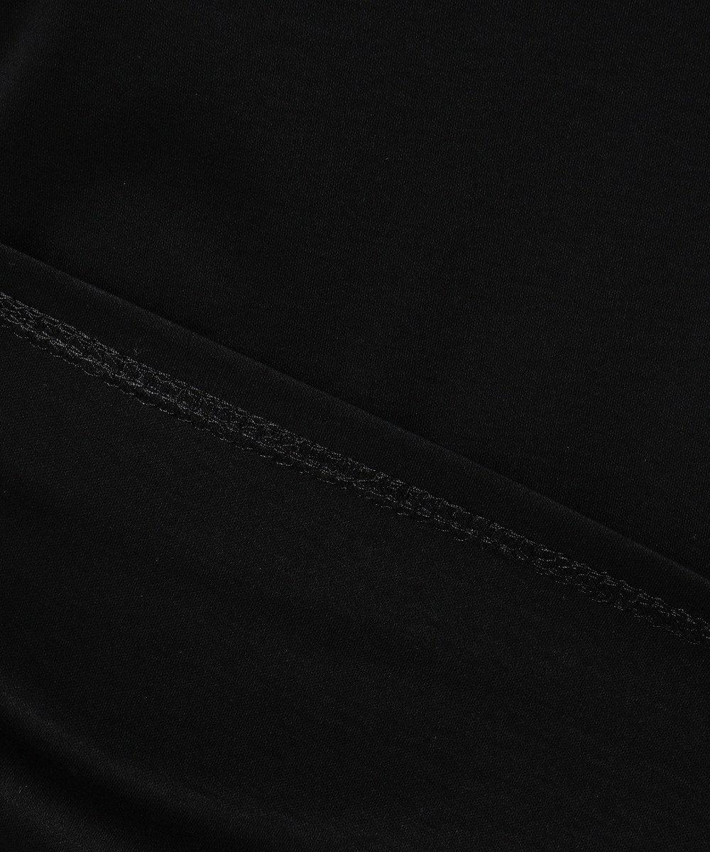 JOSEPH 【JOSEPH STUDIO・洗える】ソフィアコットン 長袖Tシャツ ブラック系