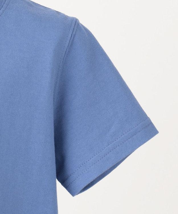 J.PRESS KIDS 【WEB限定/110-130cm】ロゴプリント Tシャツ