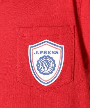 J.PRESS KIDS 【TODDLER】トランスDアーバンロンストコン カットソー レッド系
