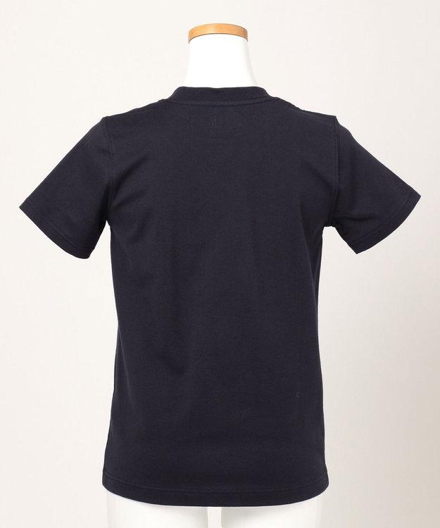 J.PRESS KIDS 【SCHOOL】フライングピッグプリント40/2天竺 Tシャツ