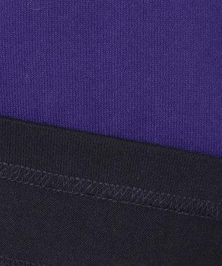 J.PRESS KIDS 【110-130cm】20/2天竺 ブロッキング Tシャツ ネイビー系