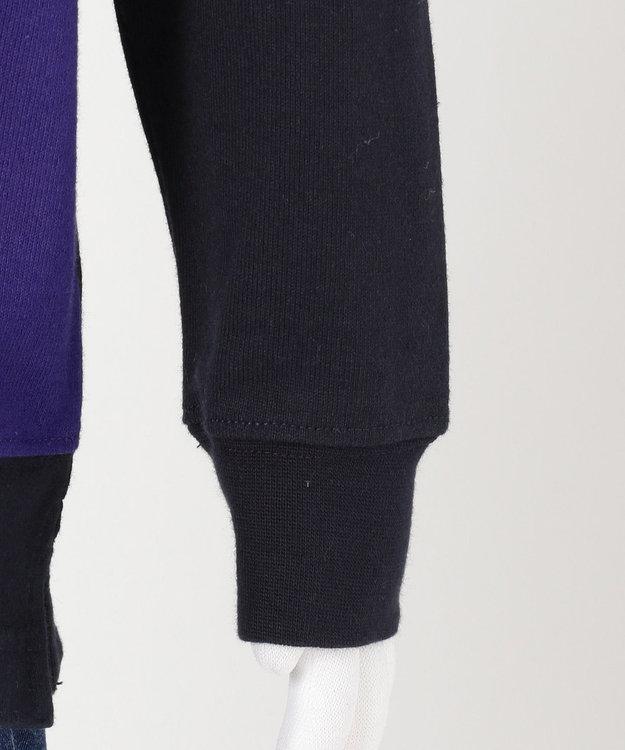 J.PRESS KIDS 【110-130cm】20/2天竺 ブロッキング Tシャツ