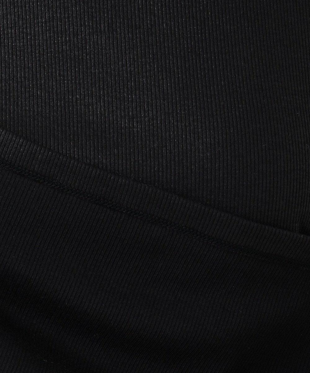 JOSEPH 【洗える】シャイニージャージー 半袖 Tシャツ / カットソー ブラック系