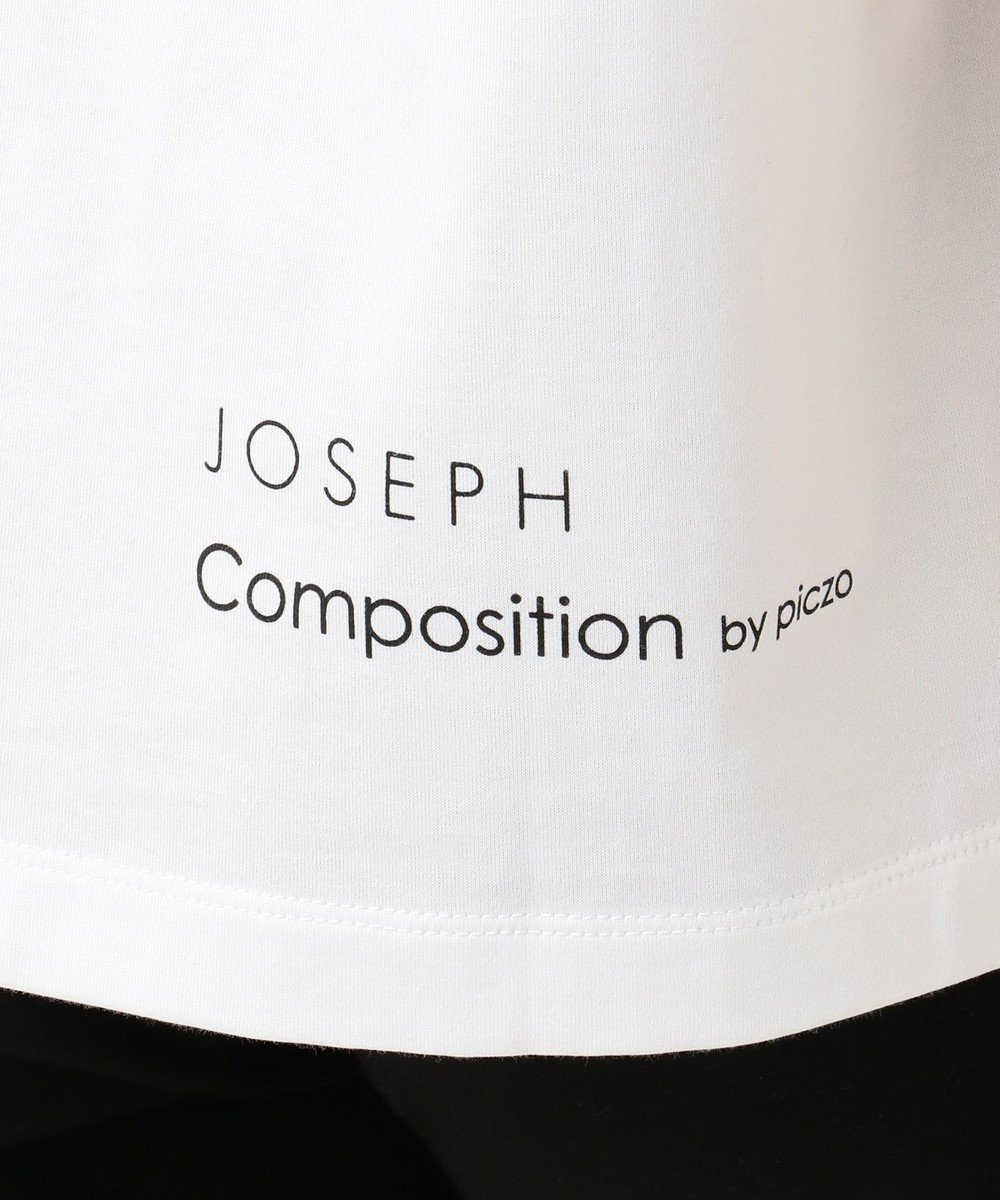 JOSEPH PHOTO TEE カットソー ブラック系5