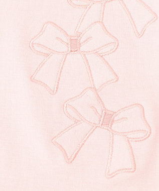 組曲 KIDS 【BABY】ソフトサーモ カットソー ピンク系