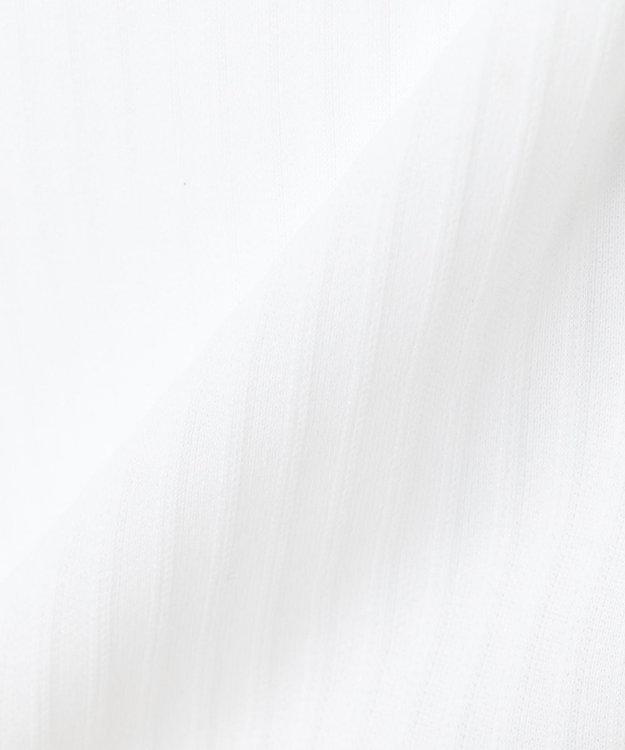組曲 KIDS 【110-140cm】フルールカットピケ ブラウス