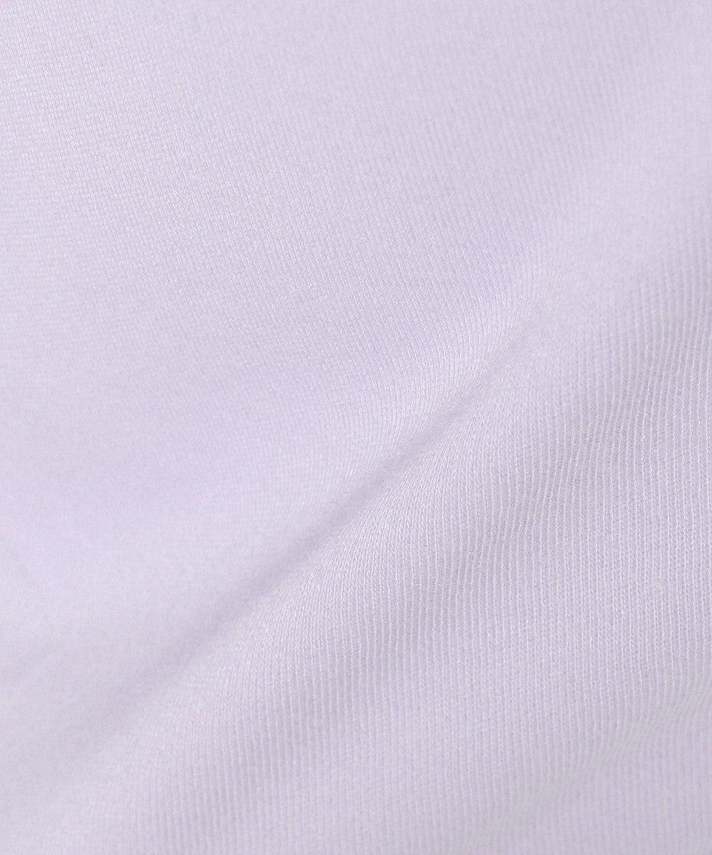 組曲 KIDS 【110~140cm】スワン カットソー ライラック系