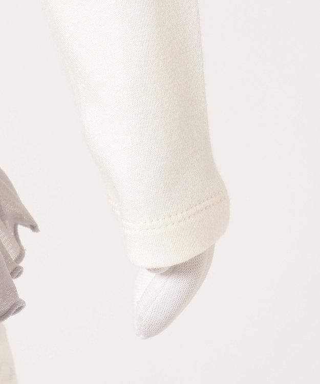 組曲 KIDS 【110~140cm】スワン カットソー
