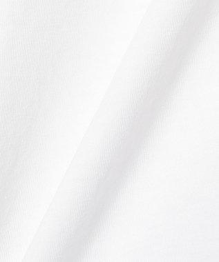組曲 KIDS 【SCHOOL】 シャープ天竺タワー カットソー アイボリー系