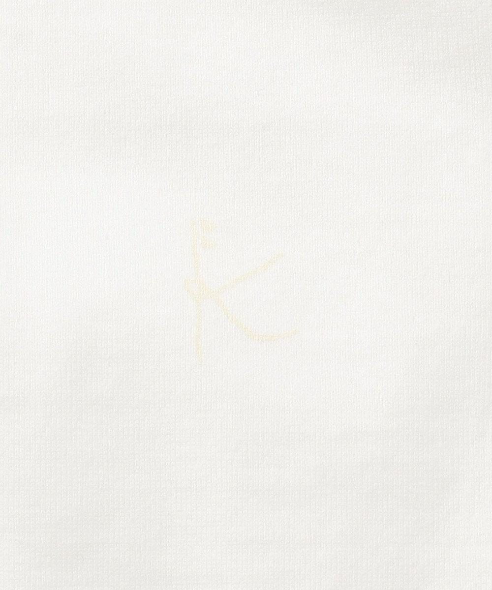 組曲 KIDS 【80-100cm】ナチュラルフラワーレイヤード カットソー ミント系5