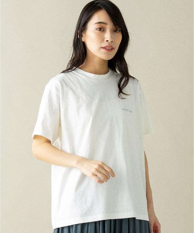 SHARE PARK LADIES 【WEB限定】SHARE PARK ロゴTシャツ