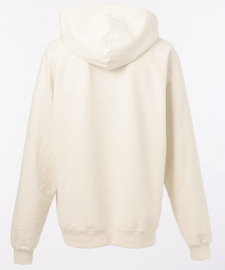 SHARE PARK MENS 〈UPCYCLE〉 Terry Pullover Hoodie ホワイト系