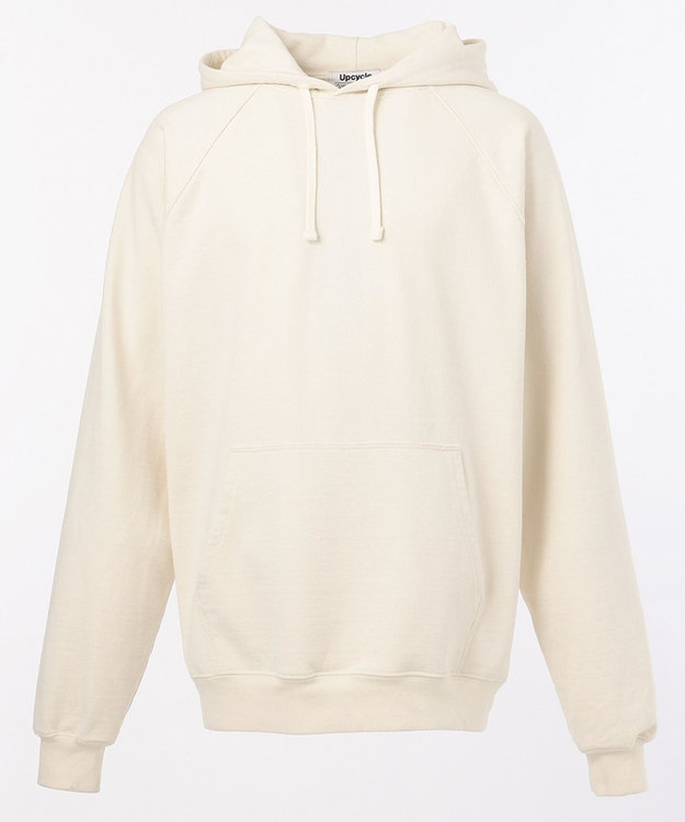 SHARE PARK MENS 〈UPCYCLE〉 Terry Pullover Hoodie