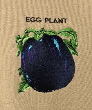 SHARE PARK MENS VegetableEMBC  NSweat ベージュ系