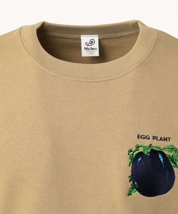 SHARE PARK MENS VegetableEMBC  NSweat