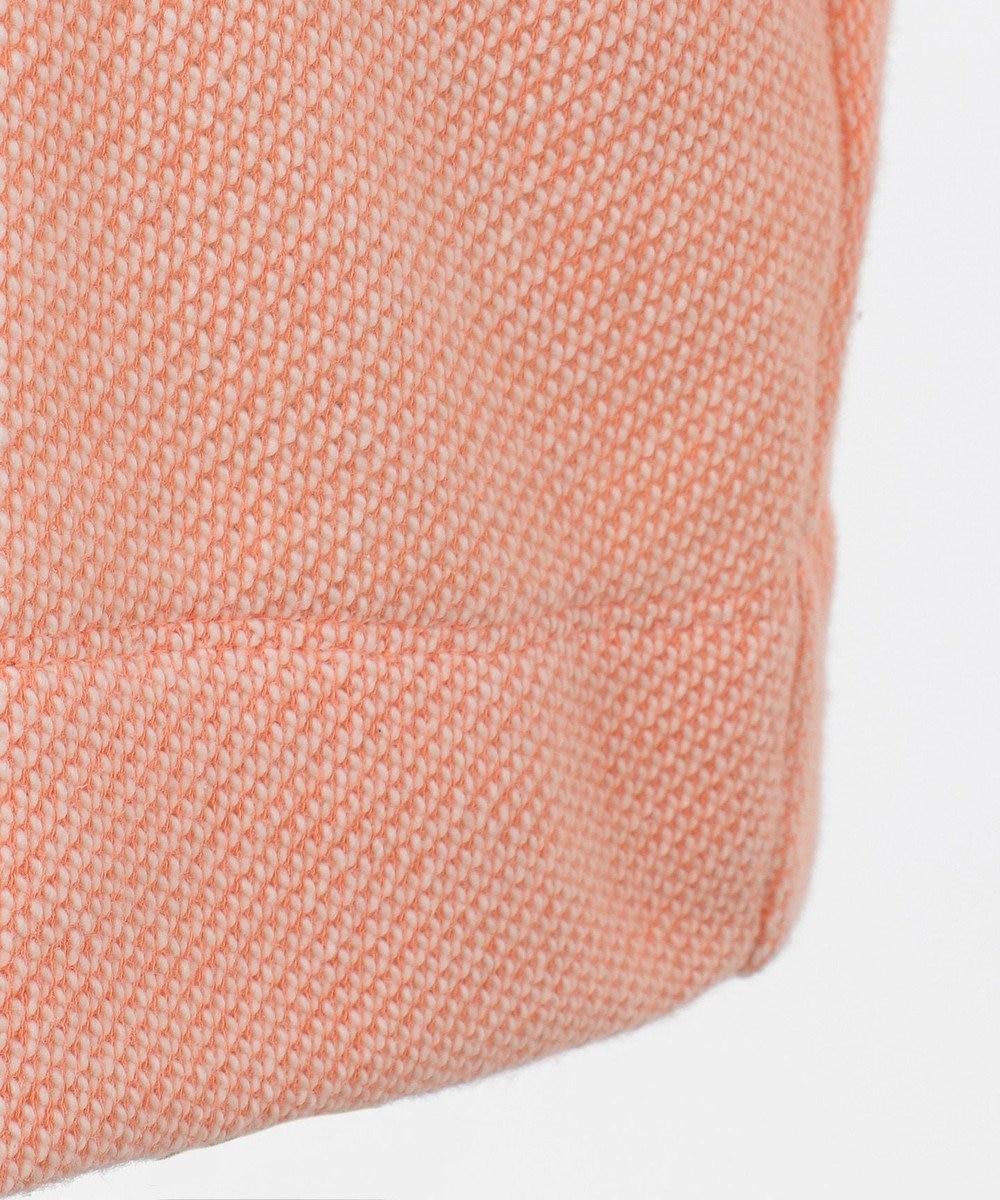 SHARE PARK MENS 【6/14お値下げ】インレイ ウラケクルーネック カットソー ライトオレンジ系