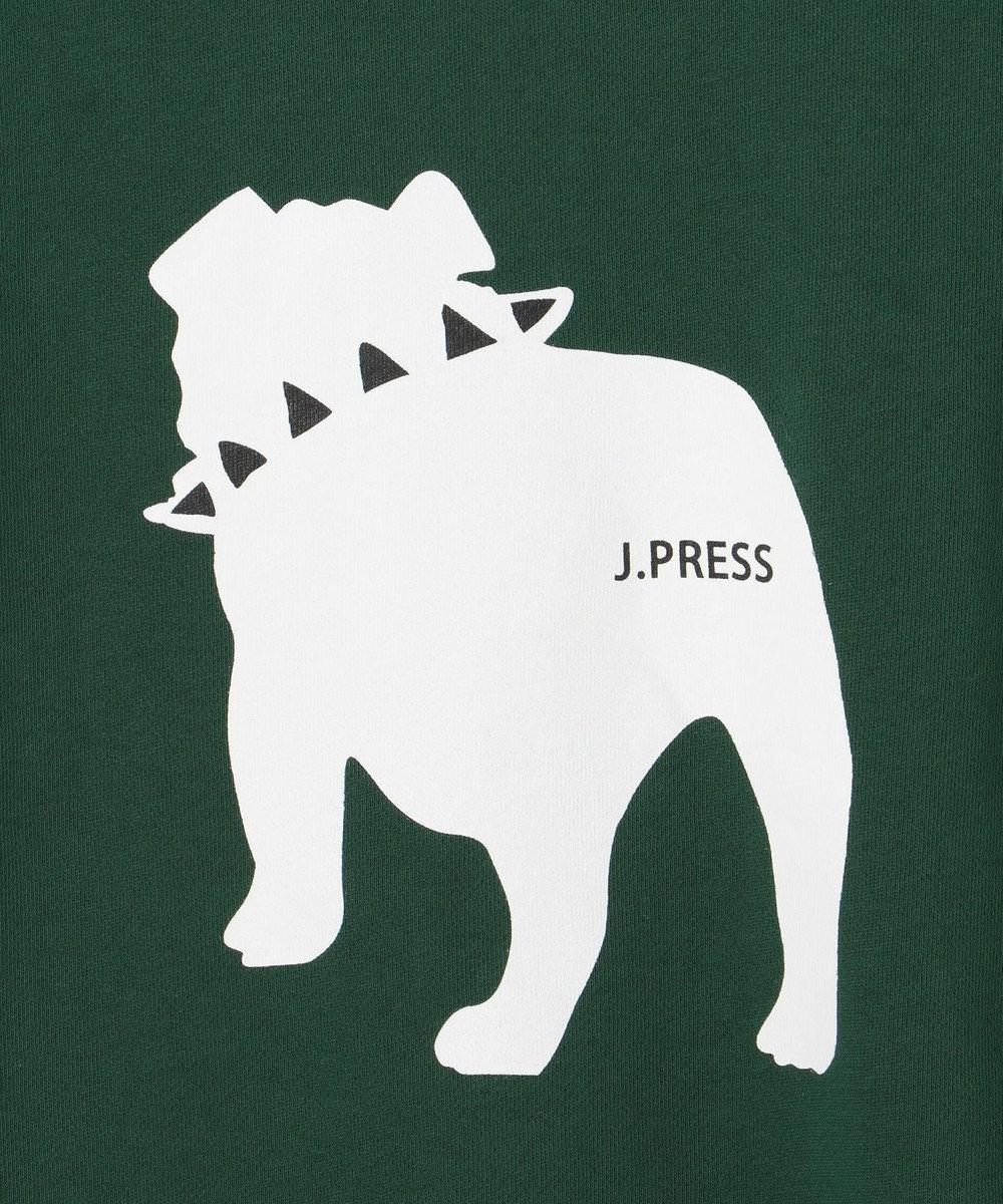 J.PRESS MEN 【WEB限定】【KING SIZE】バックブル スウェット グリーン系
