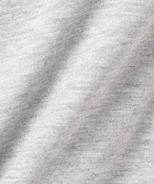 Feroux 【定番人気アイテム】プチフリル パーカー ライトグレー系