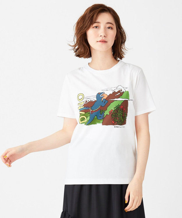 Paul Smith 【洗える!】 ディノクライマー Tシャツ