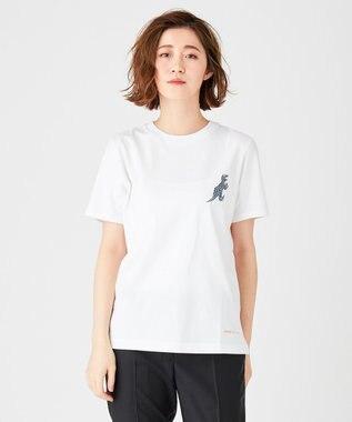 Paul Smith 【洗える!】スモールディノ Tシャツ ホワイト系