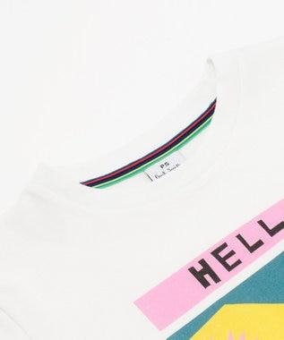 Paul Smith 【WEB&一部店舗限定】COLLAGE DOG プリントTシャツ ホワイト系