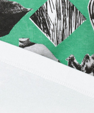 Paul Smith 【WEB&一部店舗限定】CURIOSITY プリントTシャツ ホワイト系