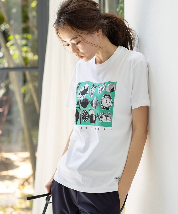 Paul Smith 【WEB&一部店舗限定】CURIOSITY プリントTシャツ