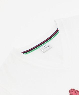 Paul Smith 【WEB&一部店舗限定】DOG DAYS プリントTシャツ ホワイト系