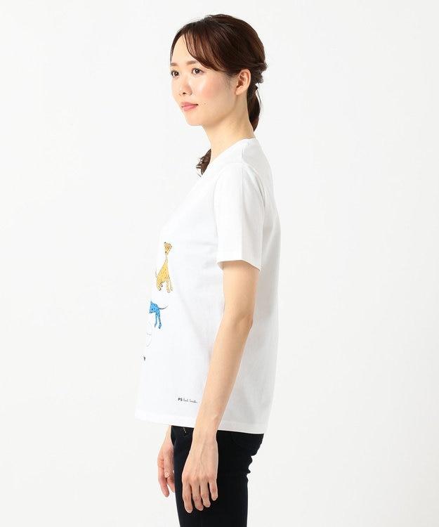 Paul Smith 【WEB&一部店舗限定】DOG DAYS プリントTシャツ